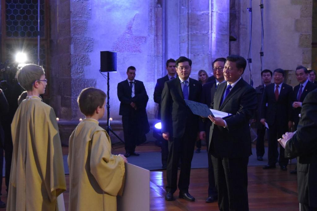 čínský prezident malý 11