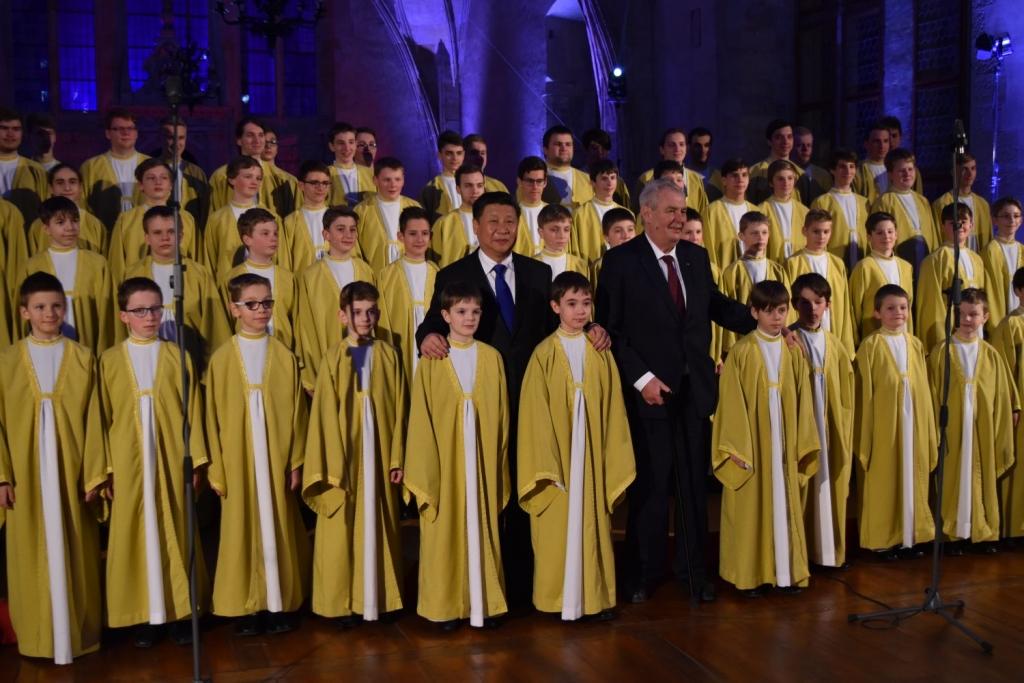 čínský prezident malý 13