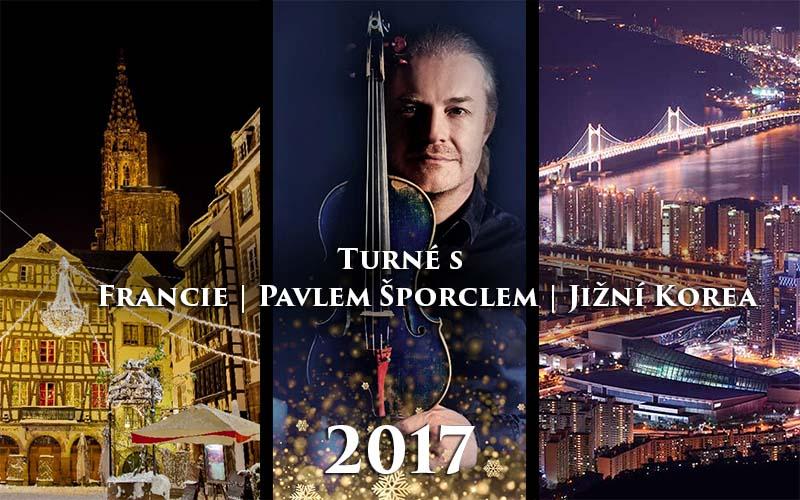Tři turné 2017